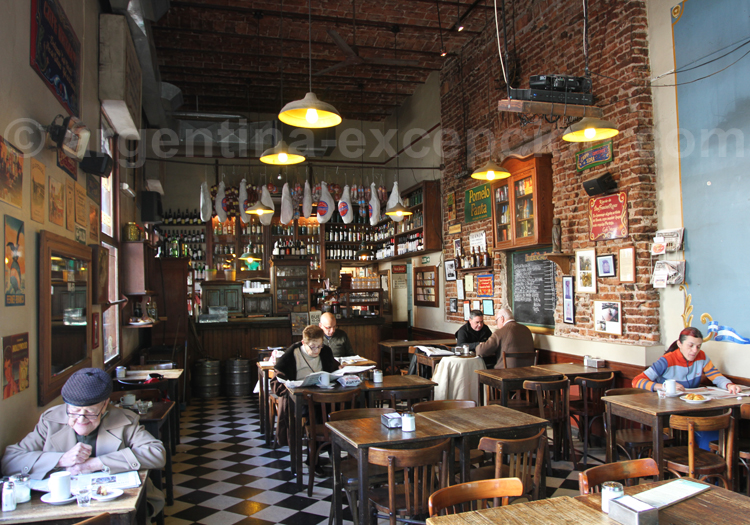 Café Margot, Boedo