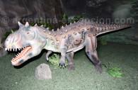 Dinosaurio Carnotaurus