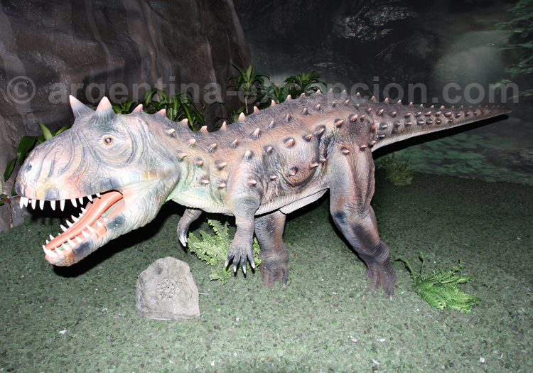 Dinosaure Carnotaurus