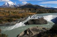Casaca río Paine