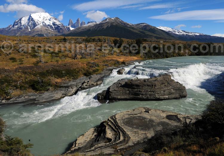 Casaca rio Paine