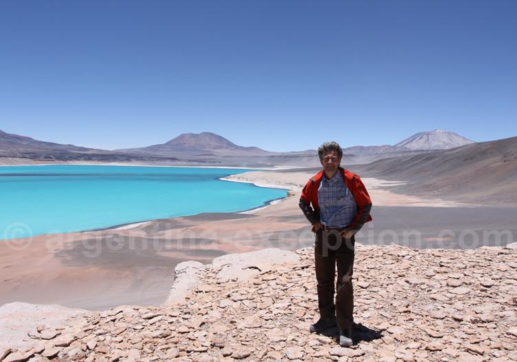 Alain d'Etigny, région d'Atacama