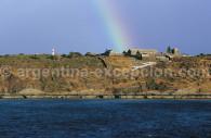 Détroit de Magellan fort Bulnes
