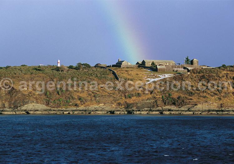 Détroit de Magellan, fort Bulnes