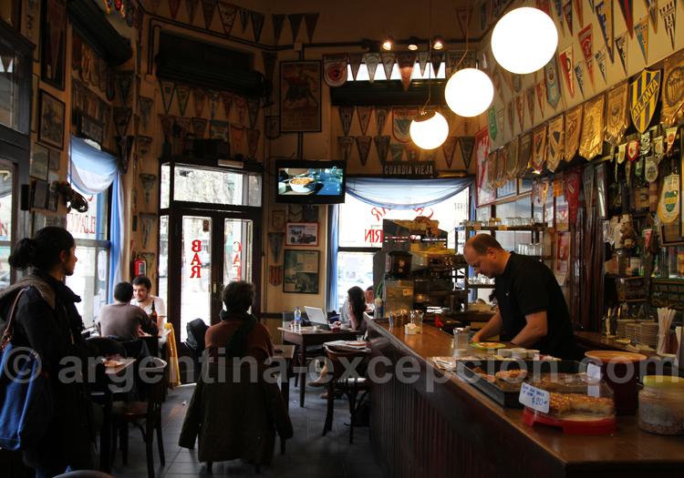Café El Banderín, Almagro