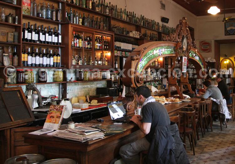 Café El Federal, San Telmo