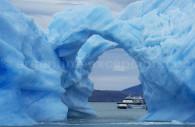 Nautical excursion, Lago Argentino