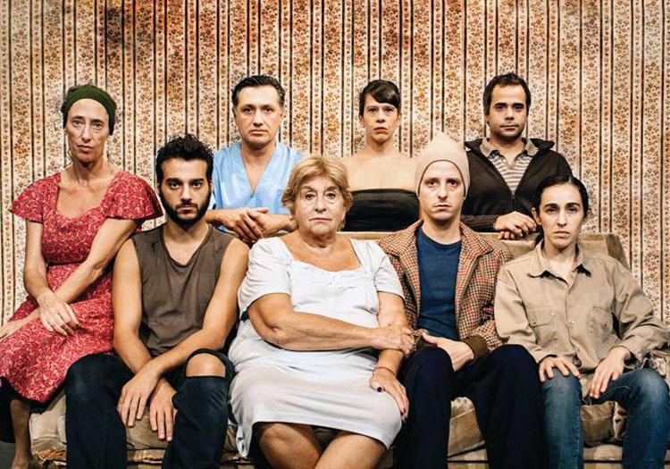 Famille Coleman Théâtre Timbre 4, Buenos Aires