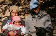 Famille du Noroeste Iruya