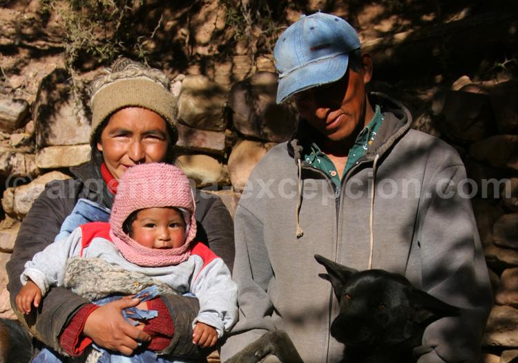 Famille du Noroeste, Iruya