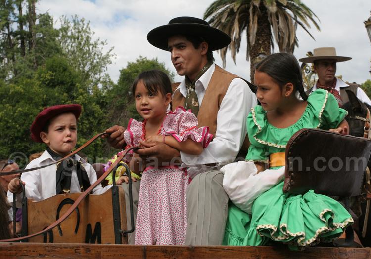 Fêtes des Vendanges, Mendoza