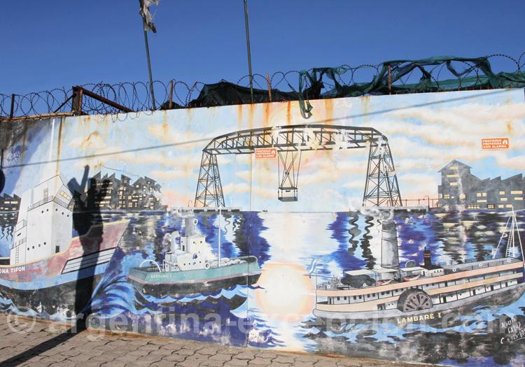 Fresques murales Barracas