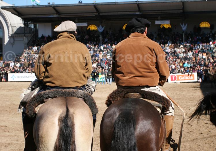 Gauchos, Pampa, La Rural avec Argentina Excepción