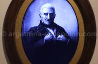 portrait du general san martin