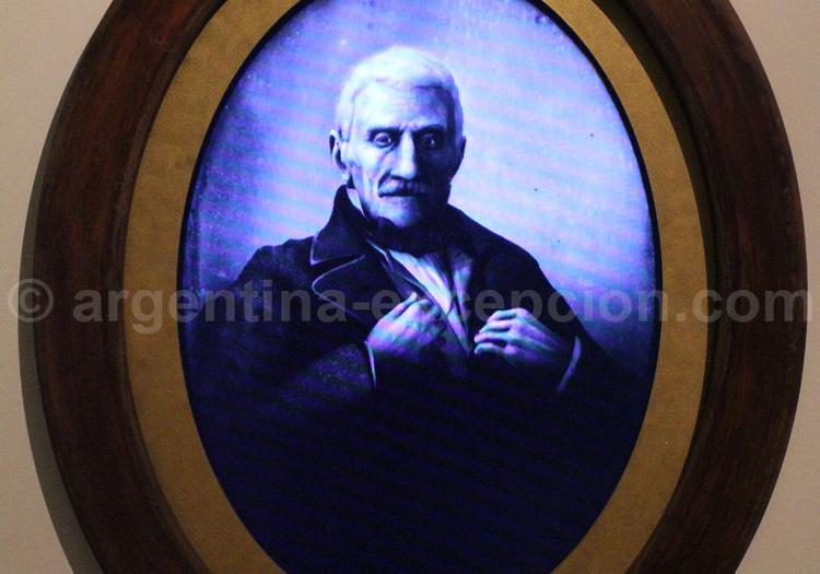 Portrait du Général San Martin