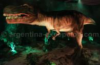 Dinosaurio Giganotosaurus