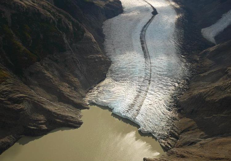 Glaciar Ameghino. Credit Glaciarium
