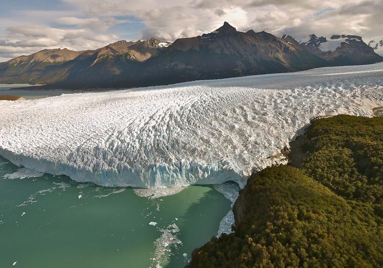Glacier Perito moreno. Credit Glaciarium