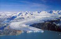 grand champs de glace glacier viedma