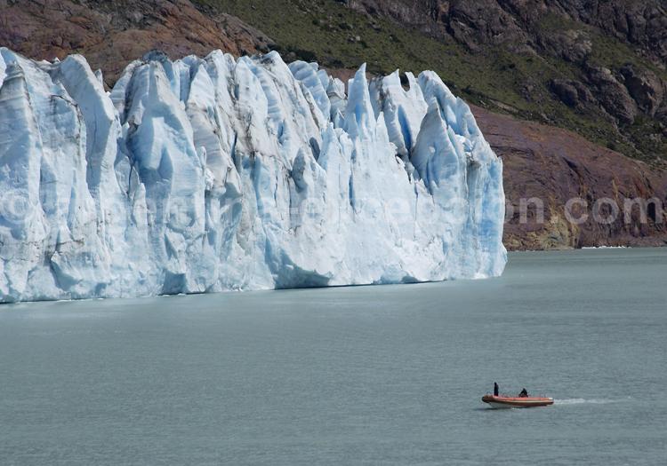 Glacier Viedma, estancia Helsingfors