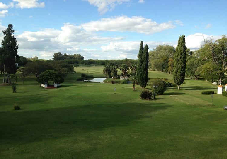 Golf estancia La Figura, Buenos Aires
