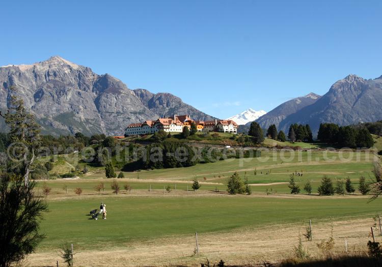 Golf Llao Llao, Bariloche