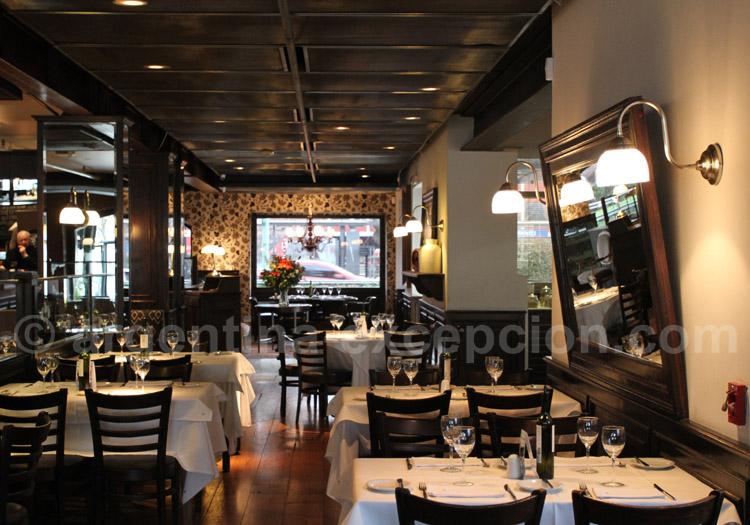 Restaurant Happening, Puerto Madero