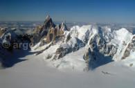 Manto de hielo patagonico