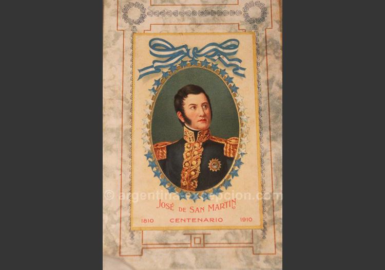 Illustration Général San Martin, Musée Historique Nationale