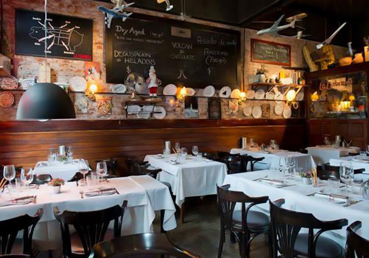 Restaurant La Cabrera, Palermo