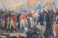 La Defensa par Charles Fouqueray Cabildo de Buenos Aires