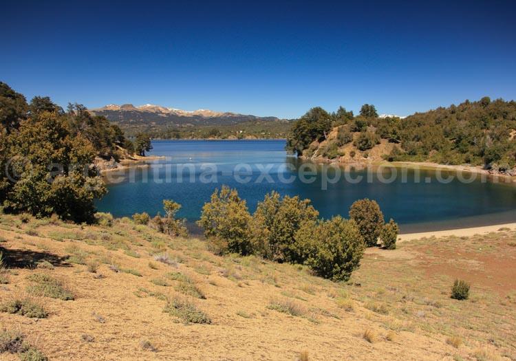 Lac Aluminé, Patagonie