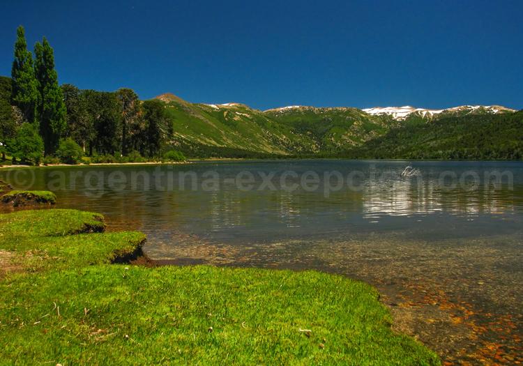 Lac Rucachoroi, Neuquen