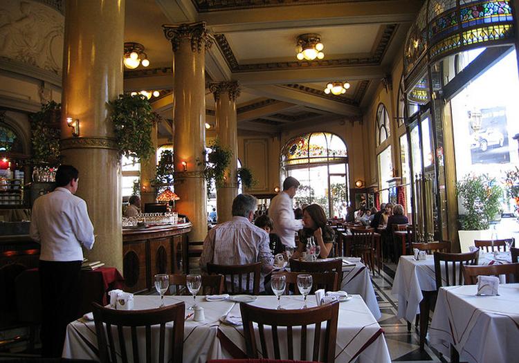 Café Las Violetas, Almagro