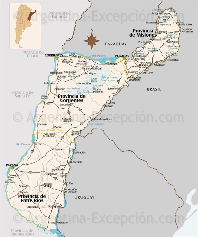 Litoral Argentina
