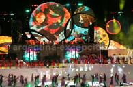 Acto central de la fiesta de la vendimia, Mendoza