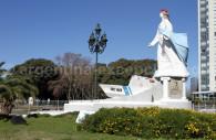 Monument aux gardes côtes, Puerto Madero