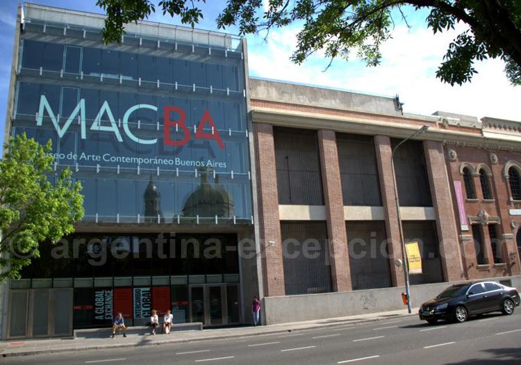 MACBA Musée d'art contemporain san telmo