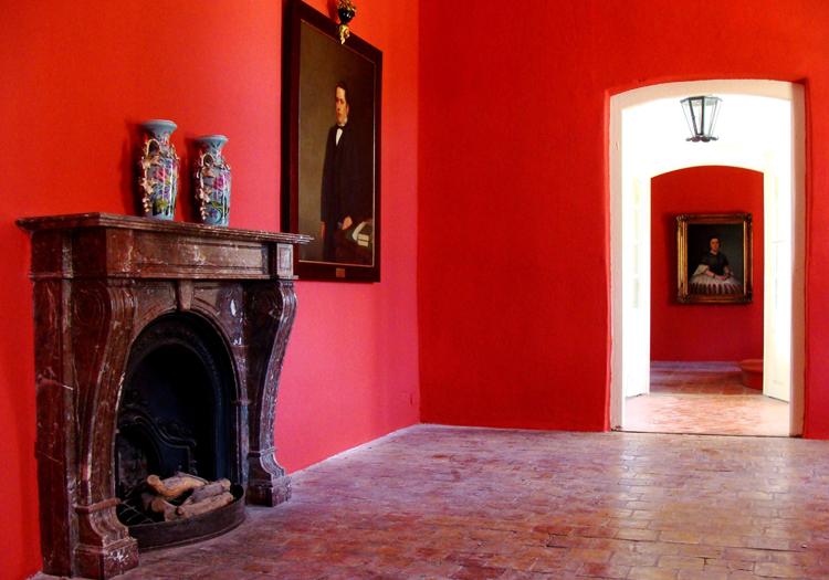Musée Pueyrredón intérieur