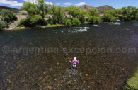 Fishing in Neuquen, Spring Creek Lodge