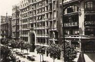 Le Palacio Barolo dans les années 30