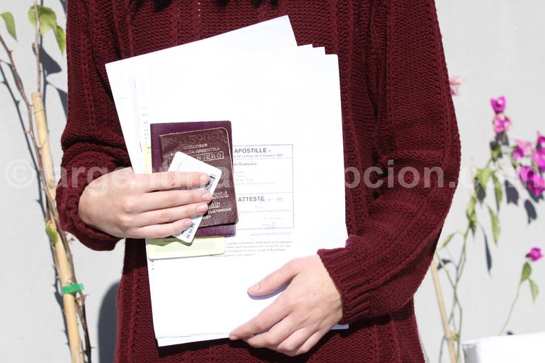 Formalités d'entrée et de séjour en Argentine
