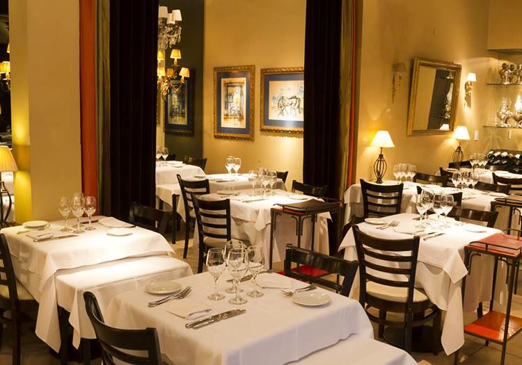 Restaurant La Pecora Nera, Recoleta
