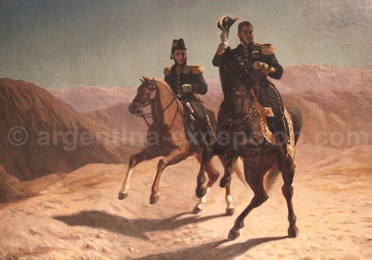 Général San Martín et Guido, Musée Historique National
