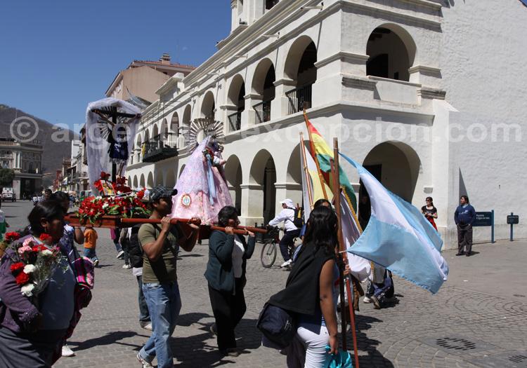 Pèlerinage catholique de de Salta