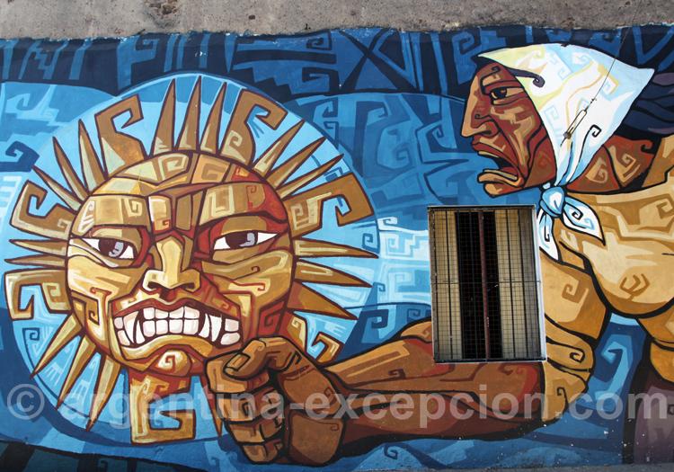 La politique vue par le street-art