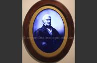 Portrait interactif Général San Martin Musée d'Histoire Nationale Buenos Aires