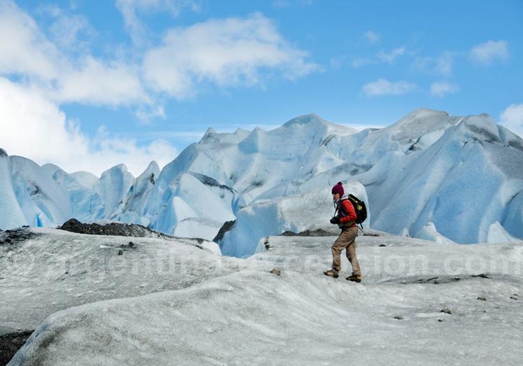 Randonnée sur le glacier Viedma