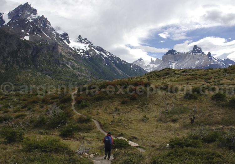 Randonnée vallée du Français, Paine