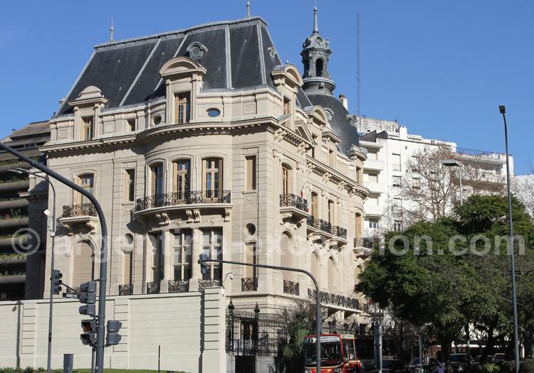City Tour architectural du quartier de Recoleta